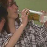 酒を飲まされ酔っ払った女がどんどん淫乱になってスケベな本性が露わに!