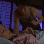 三浦恵理子さんに夜這いする義息子、隣に旦那が寝てるのに近親相姦