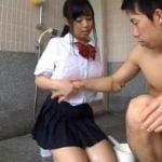 ムチムチ女子校生の洗体ご奉仕サービス
