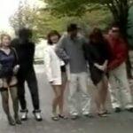 他人棒と他人マンコが大好きな3組の夫婦がスワップセックス!