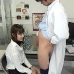 産婦人科に来る人妻はセックスに飢えている☆彡