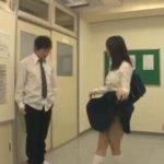 女子校生がノーブラノーパンで男子を挑発した結果・・・