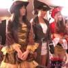海賊コスプレのAV女優がエロく抜いてくれますよ