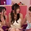 3人の美女がねちっこく絡み合うレズ動画