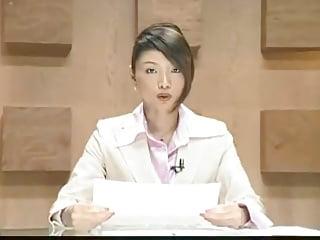ニュース番組女子アナ