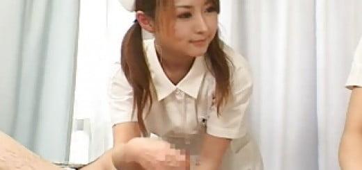 若い看護婦