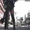女の子の美脚や自転車に乗ってる姿が堪能できる