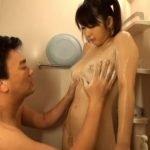 変態エロ親父にお風呂で洗体プレイされるJK娘