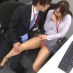 会社の美人OLを堕としてセックスしまくり