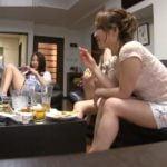 飲み会で酔っぱらい過ぎた女達が性獣と化す♬
